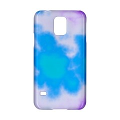Blue And Purple Clouds Samsung Galaxy S5 Hardshell Case  by TRENDYcouture