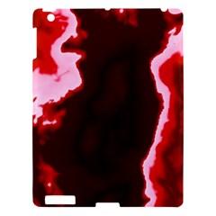 crimson sky Apple iPad 3/4 Hardshell Case