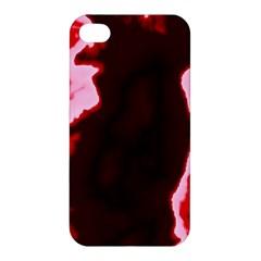 crimson sky Apple iPhone 4/4S Premium Hardshell Case