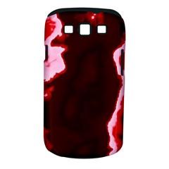 crimson sky Samsung Galaxy S III Classic Hardshell Case (PC+Silicone)