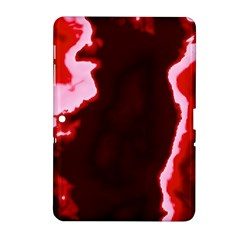 Crimson Sky Samsung Galaxy Tab 2 (10 1 ) P5100 Hardshell Case  by TRENDYcouture