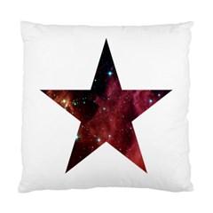 Star Standard Cushion Case (one Side) by itsybitsypeakspider