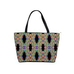 Shape Shoulder Handbags by MRTACPANS