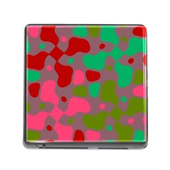 Spots                                                                                memory Card Reader (square) by LalyLauraFLM