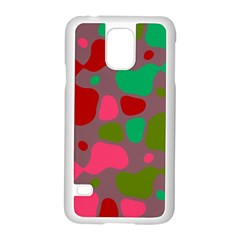 Spots                                                                                			samsung Galaxy S5 Case (white) by LalyLauraFLM
