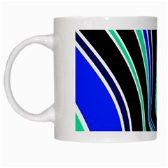 Colors of 70 s White Mugs