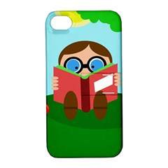 Brainiac Apple Iphone 4/4s Hardshell Case With Stand by Valentinaart