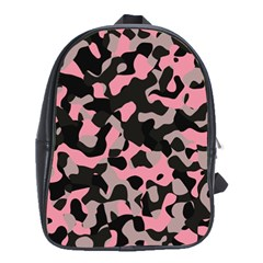 Kitty Camo School Bags(large)  by TRENDYcouture