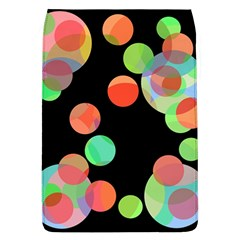 Colorful Circles Flap Covers (l)  by Valentinaart