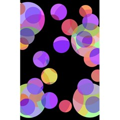 Colorful Decorative Circles 5 5  X 8 5  Notebooks by Valentinaart