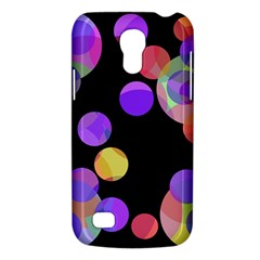 Colorful Decorative Circles Galaxy S4 Mini by Valentinaart