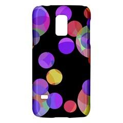 Colorful Decorative Circles Galaxy S5 Mini