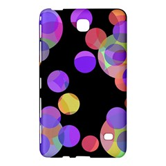 Colorful Decorative Circles Samsung Galaxy Tab 4 (8 ) Hardshell Case  by Valentinaart