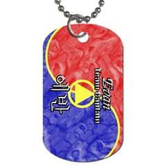 03-Evan Dog Tag (Two-sided)  by BankStreet