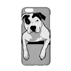 Pit Bull T Bone Apple Iphone 6/6s Hardshell Case by ButThePitBull