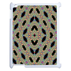 Time Sphere Apple Ipad 2 Case (white) by MRTACPANS
