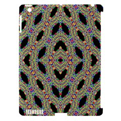 TIME SPHERE Apple iPad 3/4 Hardshell Case (Compatible with Smart Cover) by MRTACPANS