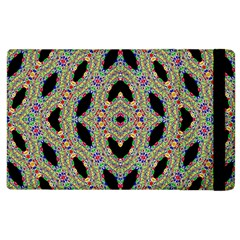 Time Sphere Apple Ipad 2 Flip Case by MRTACPANS
