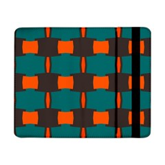 3 colors shapes pattern                                                                                  			Samsung Galaxy Tab Pro 8.4  Flip Case by LalyLauraFLM
