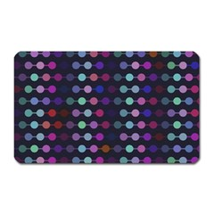 Connected Dots                                                                                     magnet (rectangular) by LalyLauraFLM