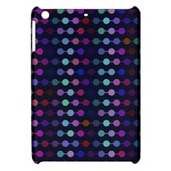 Connected Dots                                                                                     apple Ipad Mini Hardshell Case by LalyLauraFLM