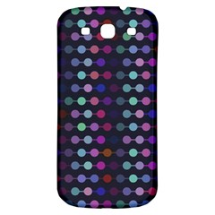 Connected Dots                                                                                     			samsung Galaxy S3 S Iii Classic Hardshell Back Case by LalyLauraFLM