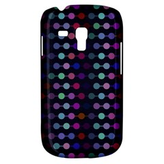 Connected Dots                                                                                     			samsung Galaxy S3 Mini I8190 Hardshell Case by LalyLauraFLM