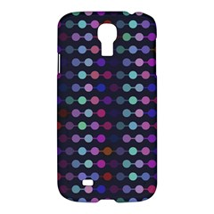 Connected Dots                                                                                     			samsung Galaxy S4 I9500/i9505 Hardshell Case by LalyLauraFLM
