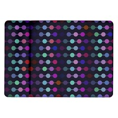 Connected Dots                                                                                     samsung Galaxy Tab 10 1  P7500 Flip Case by LalyLauraFLM