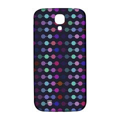 Connected Dots                                                                                     samsung Galaxy S4 I9500/i9505 Hardshell Back Case by LalyLauraFLM