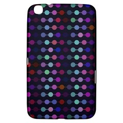 Connected Dots                                                                                     samsung Galaxy Tab 3 (8 ) T3100 Hardshell Case by LalyLauraFLM
