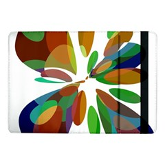 Colorful Abstract Flower Samsung Galaxy Tab Pro 10 1  Flip Case by Valentinaart