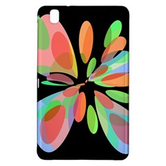 Colorful Abstract Flower Samsung Galaxy Tab Pro 8 4 Hardshell Case