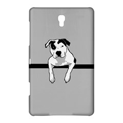 Pit Bull T  Bone Samsung Galaxy Tab S (8 4 ) Hardshell Case  by ButThePitBull