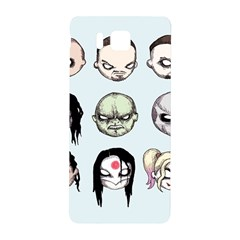 Worst Heroes Ever Samsung Galaxy Alpha Hardshell Back Case by lvbart