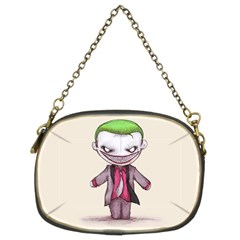 Suicide Clown Chain Purses (two Sides)  by lvbart