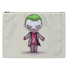 Suicide Clown Cosmetic Bag (xxl)  by lvbart
