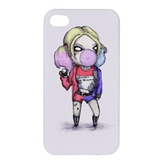 Suicide Harley Apple Iphone 4/4s Hardshell Case by lvbart