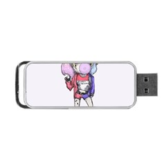 Suicide Harley Portable Usb Flash (two Sides) by lvbart