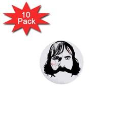 Bill The Butcher 1  Mini Buttons (10 Pack)  by lvbart