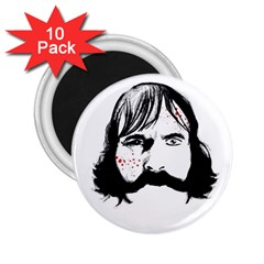 Bill The Butcher 2 25  Magnets (10 Pack)