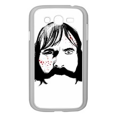 Bill The Butcher Samsung Galaxy Grand Duos I9082 Case (white) by lvbart