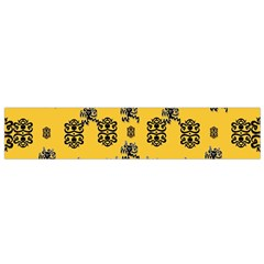 Disco Dancing In The  Tribal Nature  Flano Scarf (small) by pepitasart