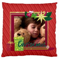 Xmas By 2016   Standard Flano Cushion Case (two Sides)   1nxevfm1k6dv   Www Artscow Com Back