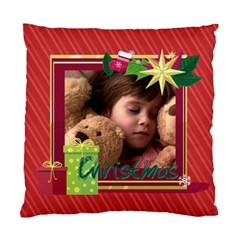 Xmas By 2016   Standard Cushion Case (two Sides)   Gvgc3bpsowlp   Www Artscow Com Front
