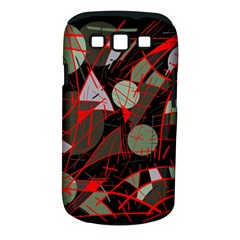 Artistic Abstraction Samsung Galaxy S Iii Classic Hardshell Case (pc+silicone) by Valentinaart