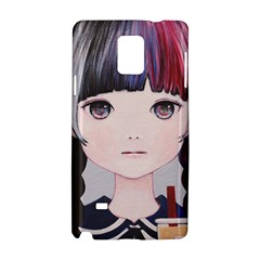 Tapioca Now 2 Samsung Galaxy Note 4 Hardshell Case by kaoruhasegawa