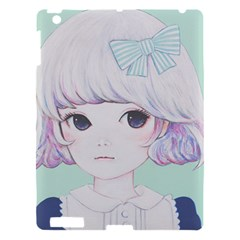 Spring Mint! Apple Ipad 3/4 Hardshell Case by kaoruhasegawa