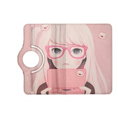 Gamegirl Girl Kindle Fire Hd (2013) Flip 360 Case by kaoruhasegawa