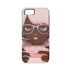Gamergirl 3 Apple Iphone 5 Classic Hardshell Case (pc+silicone) by kaoruhasegawa
